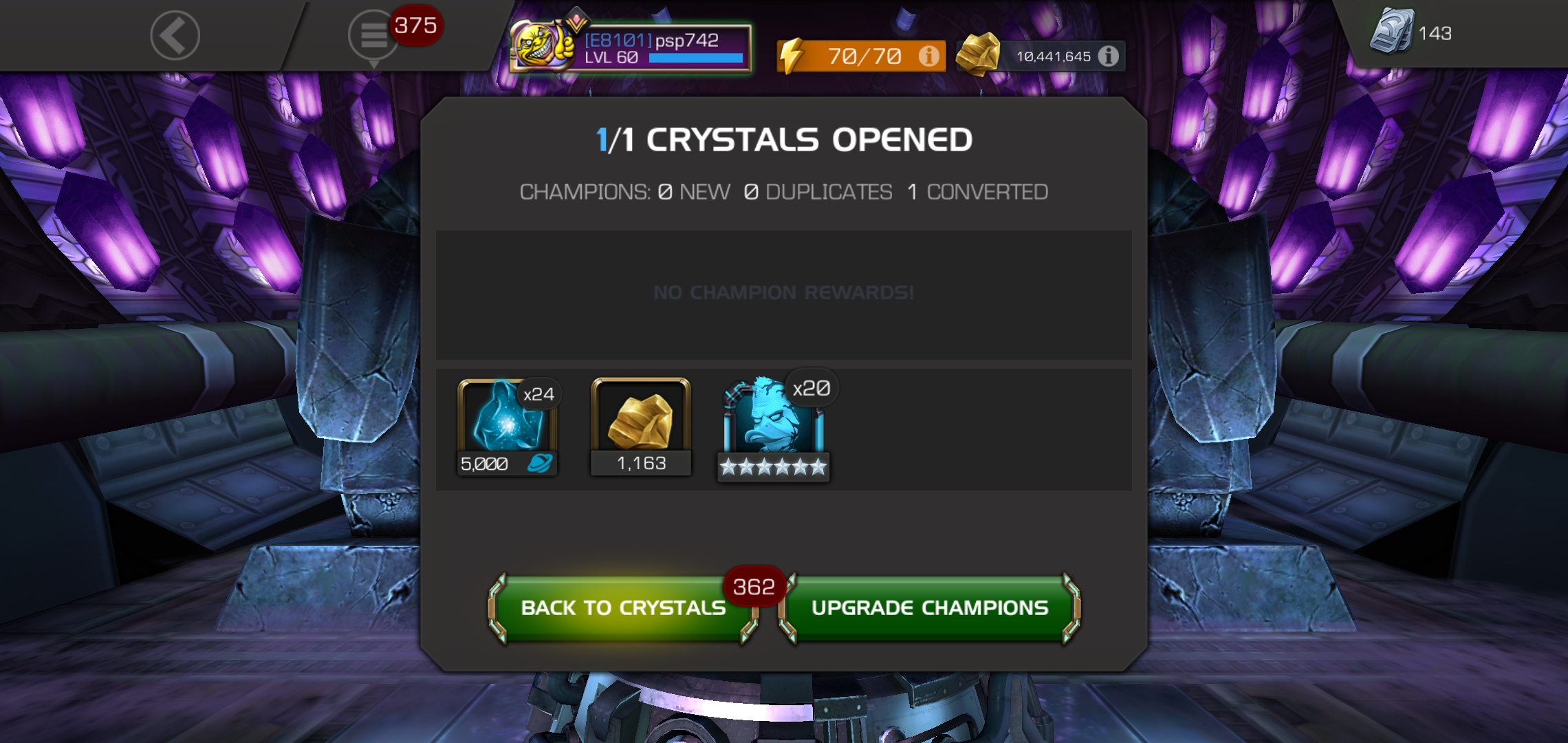 My Current 6 Champions From First To Latest Page 5 Marvel Contest Of Champions Mad lib theater with john cena. contest of champions forum marvel contest of champions