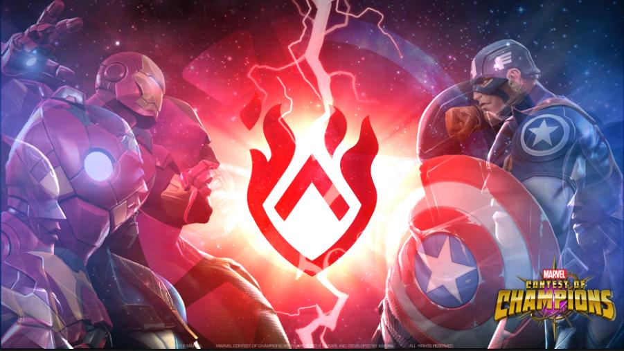 Custom MCOC Wallpaper 4: Alliance War Editon — Marvel Contest of ...