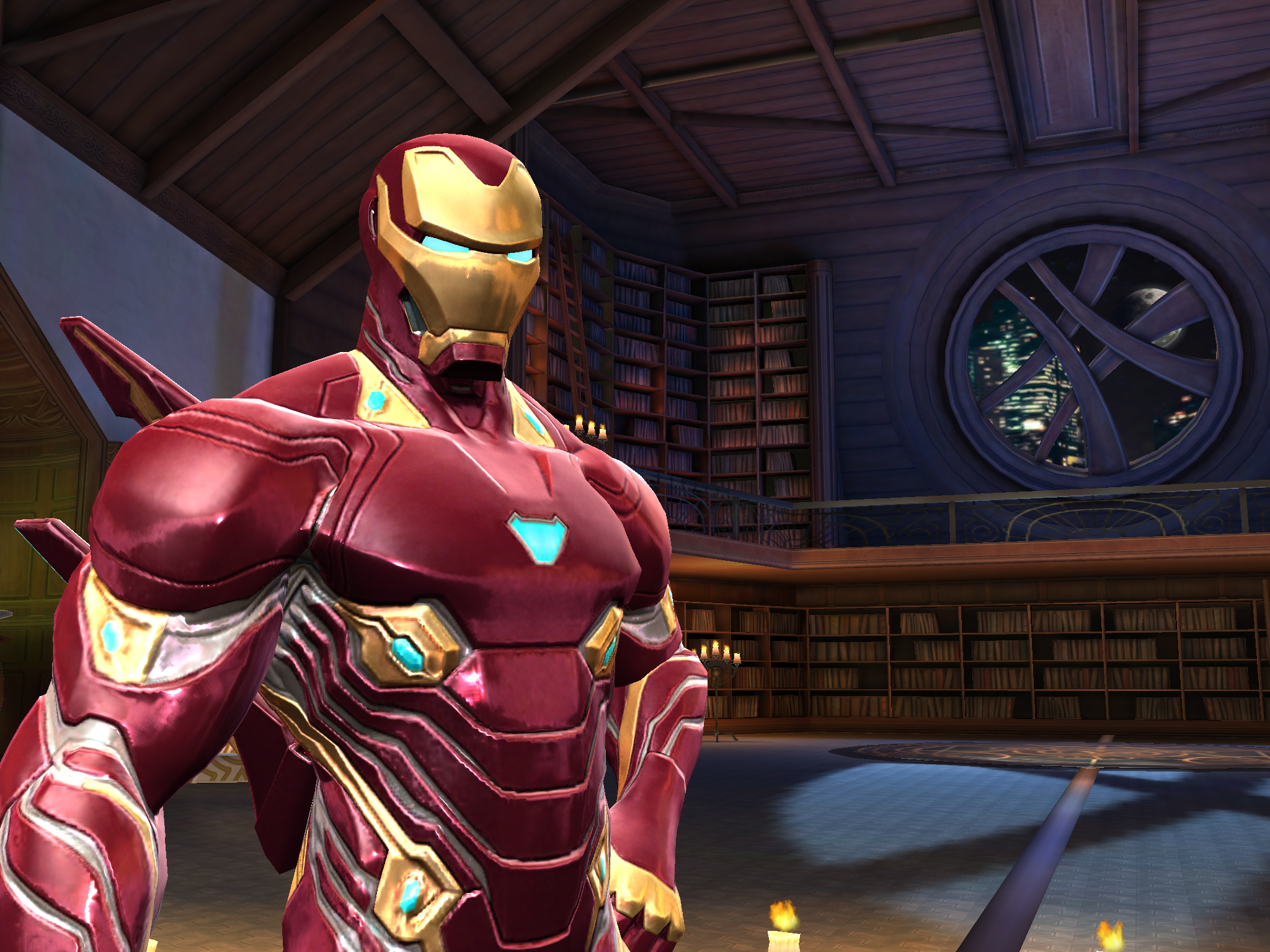 Is iron man infinity wars signature ability any good