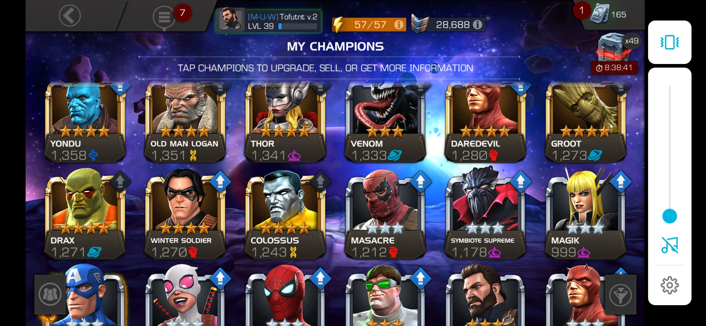 Next r4 4* — Marvel Contest of Champions