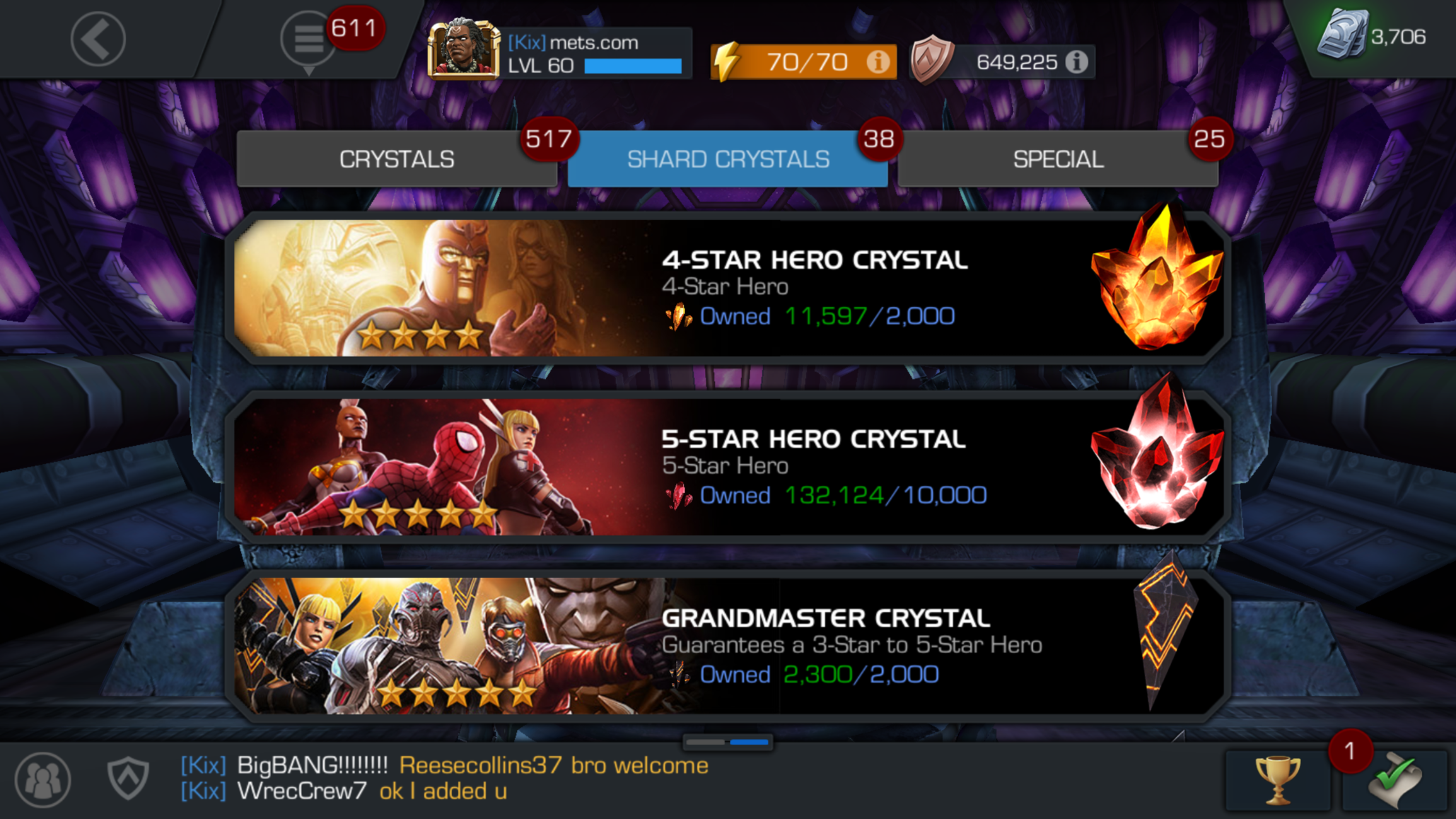 By Photo Congress || Mcoc Best Unduped Champs 2019