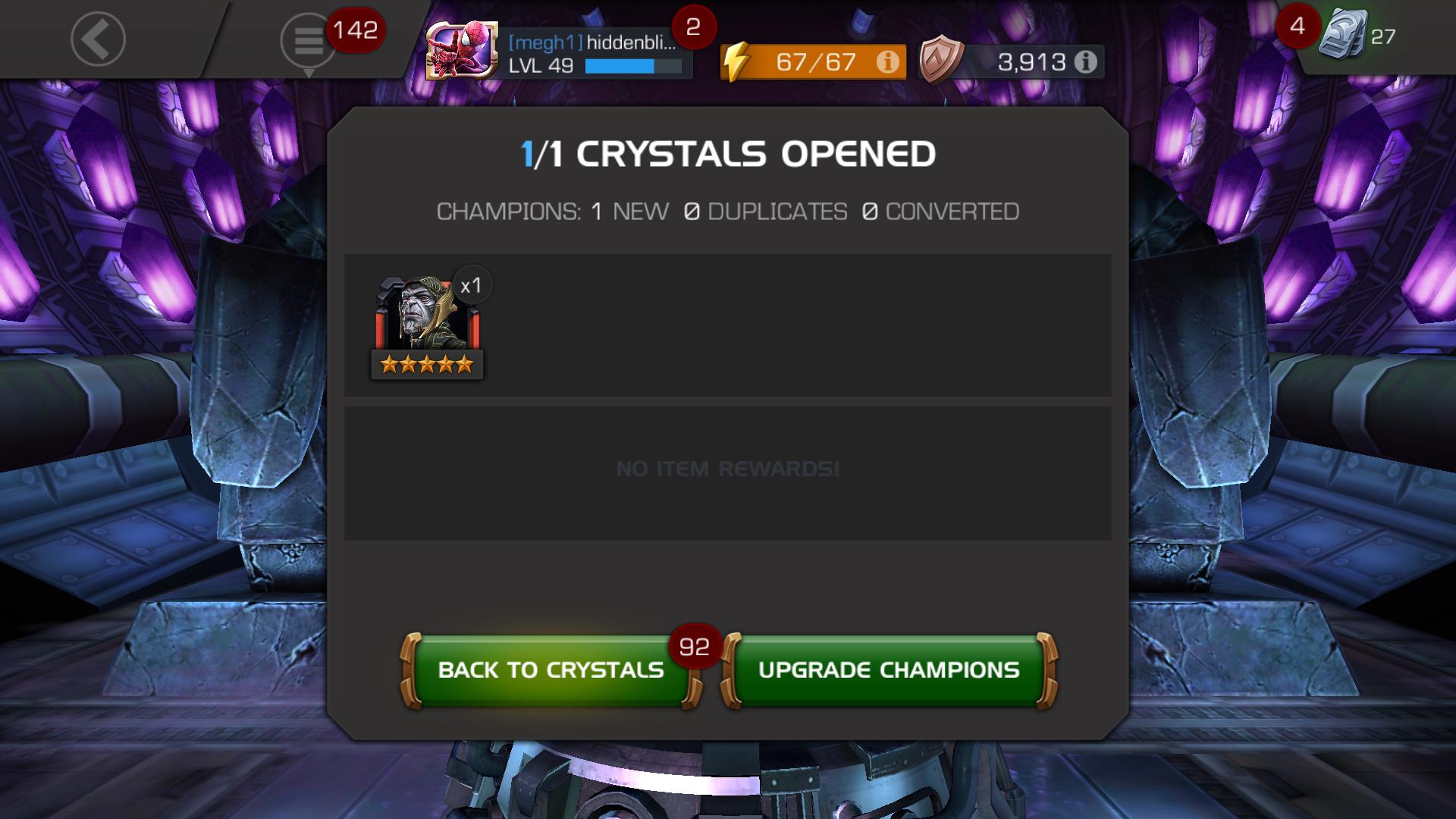 Lol — Marvel Contest of Champions