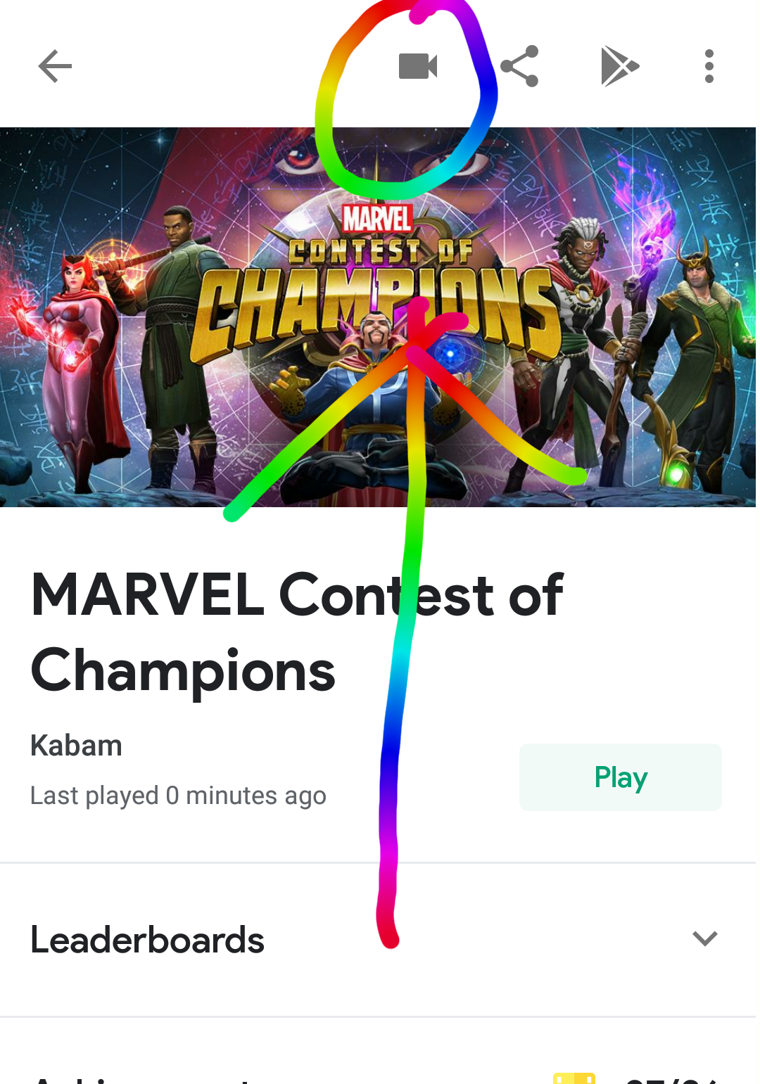 Bluestacks bannable? — Marvel Contest of Champions