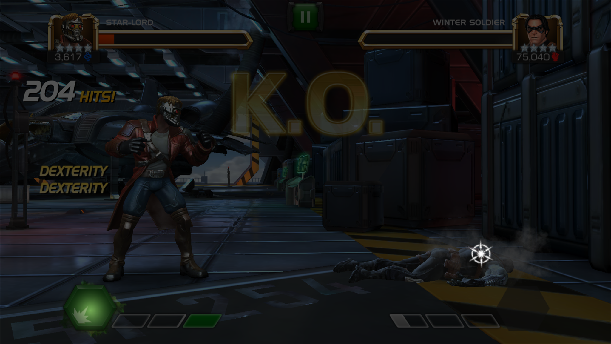 today i beat for the first time the rol ws u2014 marvel contest of
