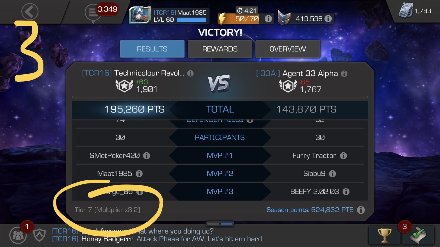 T6 matchmaking