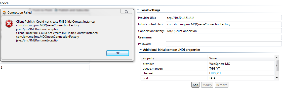 Configuring eclipse to develop java/jms programs for mq 8. 0 ibm.