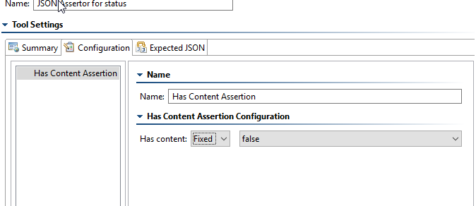 SOATEST - How to assert on blank values — Parasoft Forum
