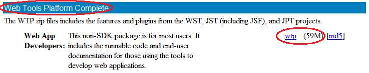 Install WTP for SOAtest plugin version [Pre- 9 x] — Parasoft
