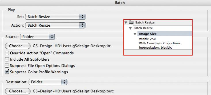Batch resize 25pc jpg 0BBatch Resizing in Adobe Bridge or CS4    Digital Grin Photography  . Batch Resize Photoshop Cs4. Home Design Ideas