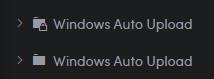 Dual Folders