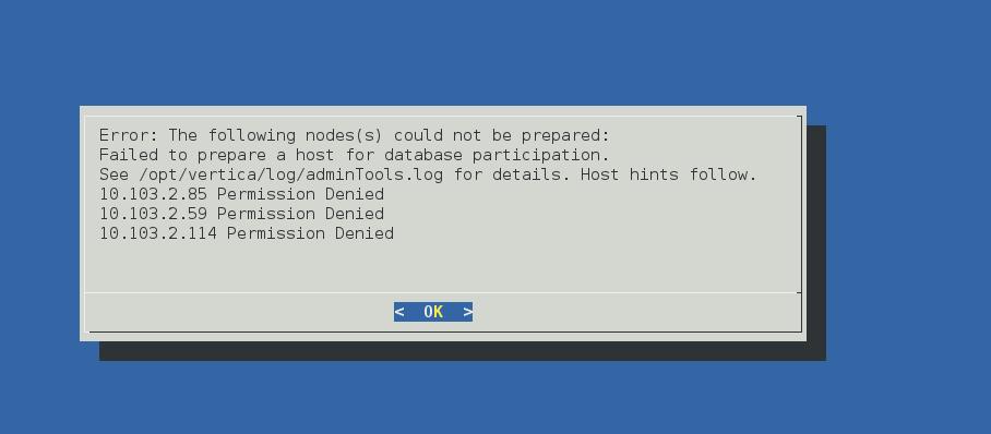 vsql:command not found error — Vertica Forum