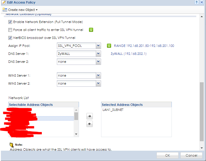 Force outgoing SMTP traffic to specific WAN without blocking SSL VPN