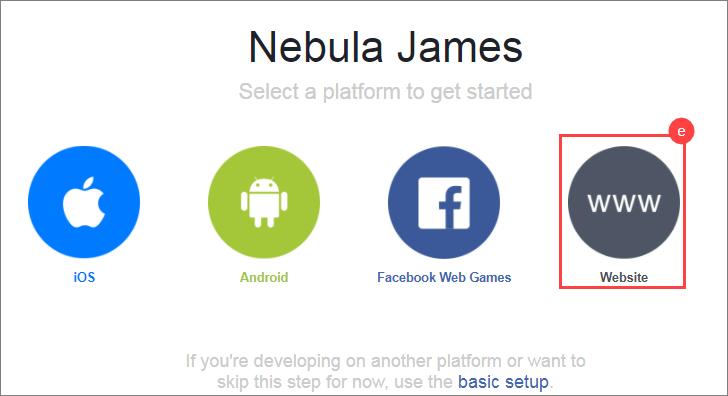 How to setup Facebook APP ? — Zyxel
