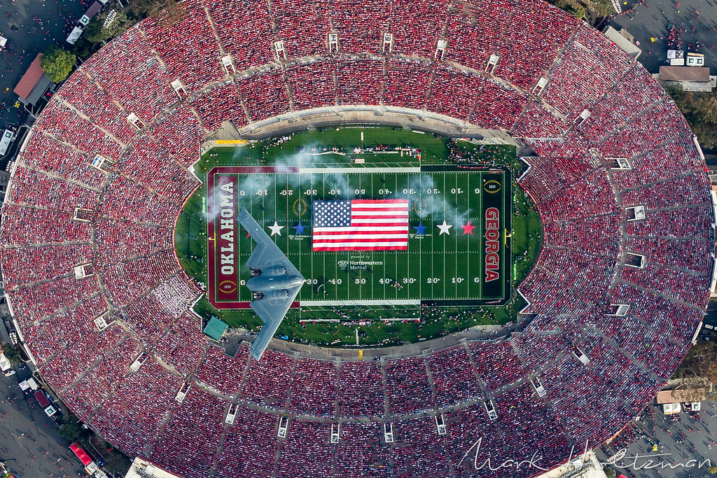 Image result for 2018 rose bowl