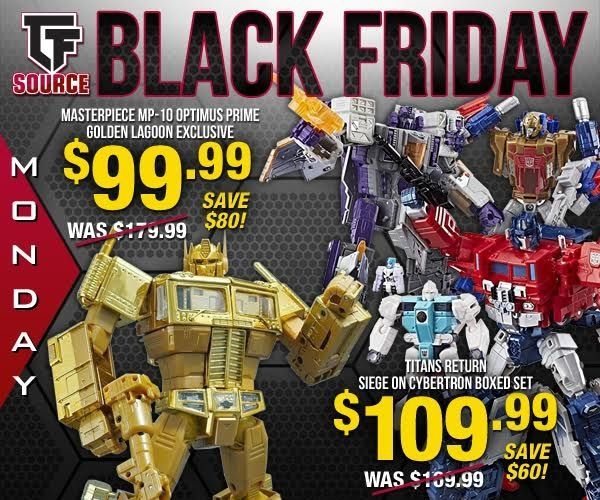 Black Friday Deals Page 2 Transformers Forged To Fight