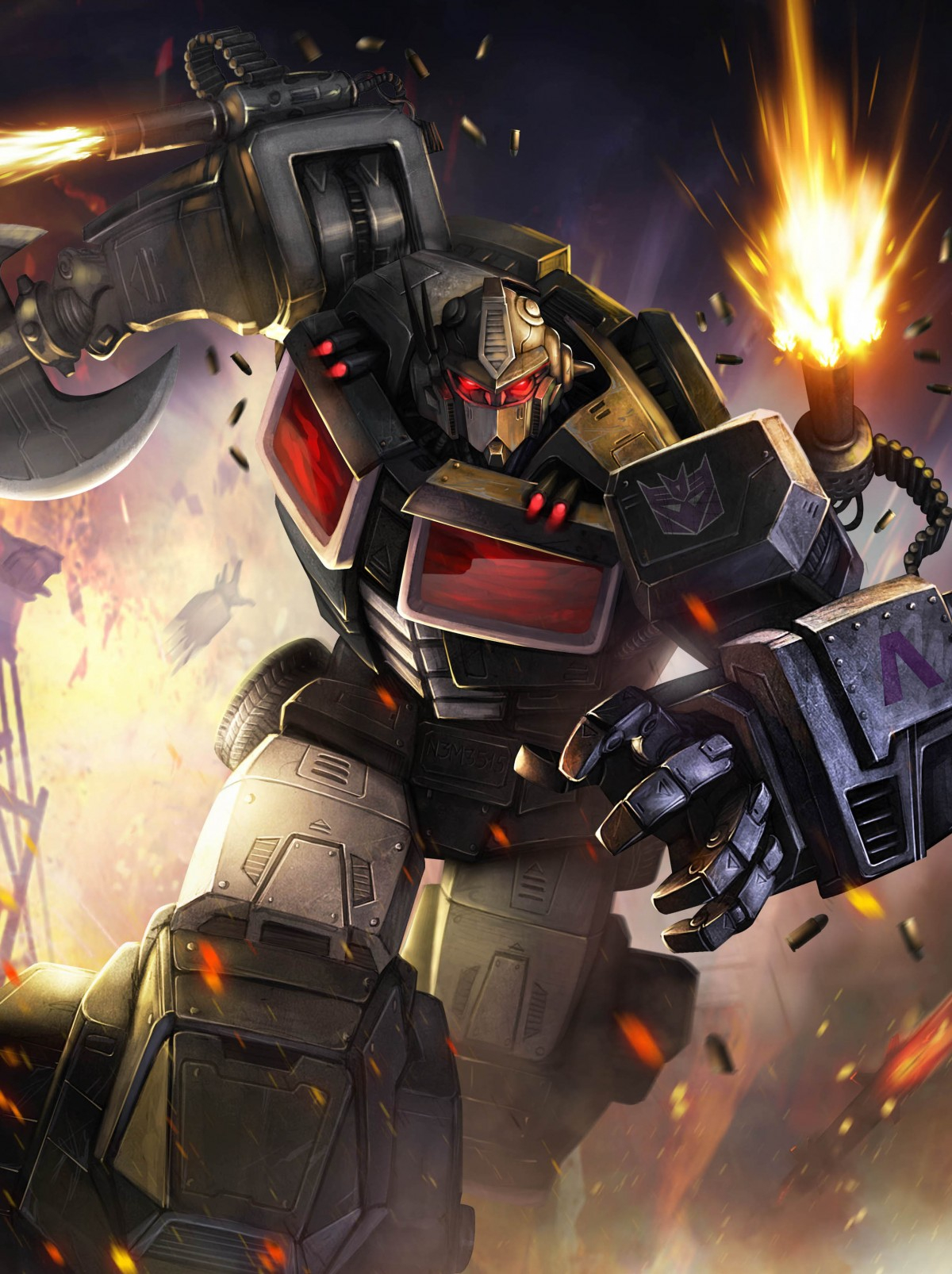 TRANSFORMERS: Forged to Fight - Character Suggestion Thread - Page