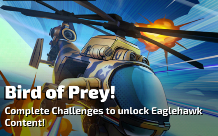 Bird of Prey! Eaglehawk Event Image