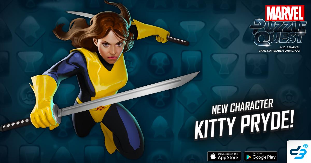 Kitty Pryde (Uncanny X-Men) ***** — D3 Go! Forums