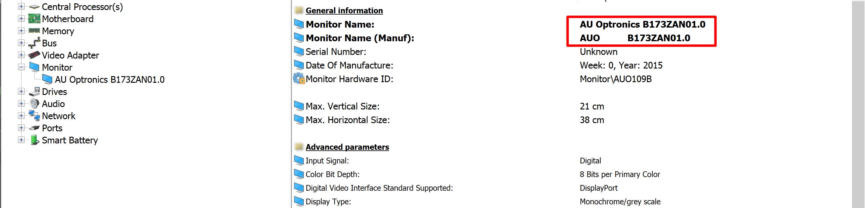 no intel graphics(0mb system video memory) on predator 17