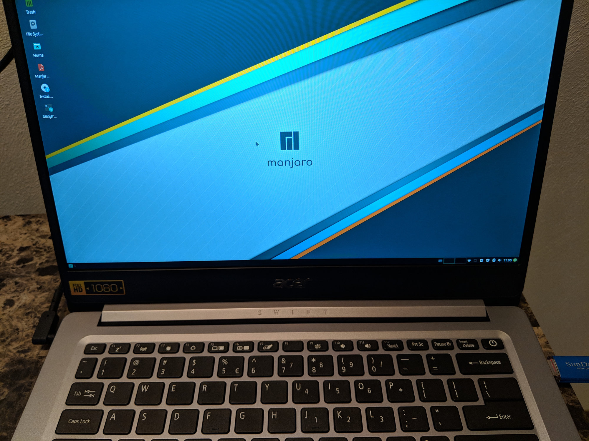 Acer Swift 1 Boot Menu - Page 2 — Acer Community