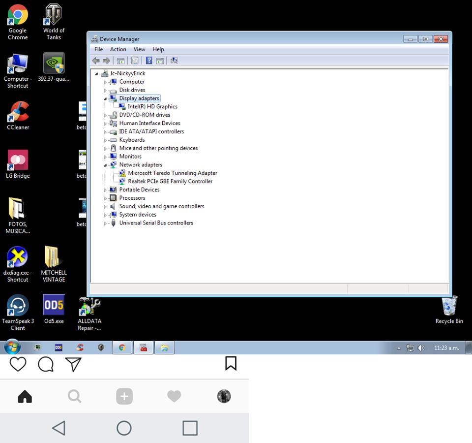 DX4860 WONT DETECT VIDEO CARD, HELP? — Acer Community