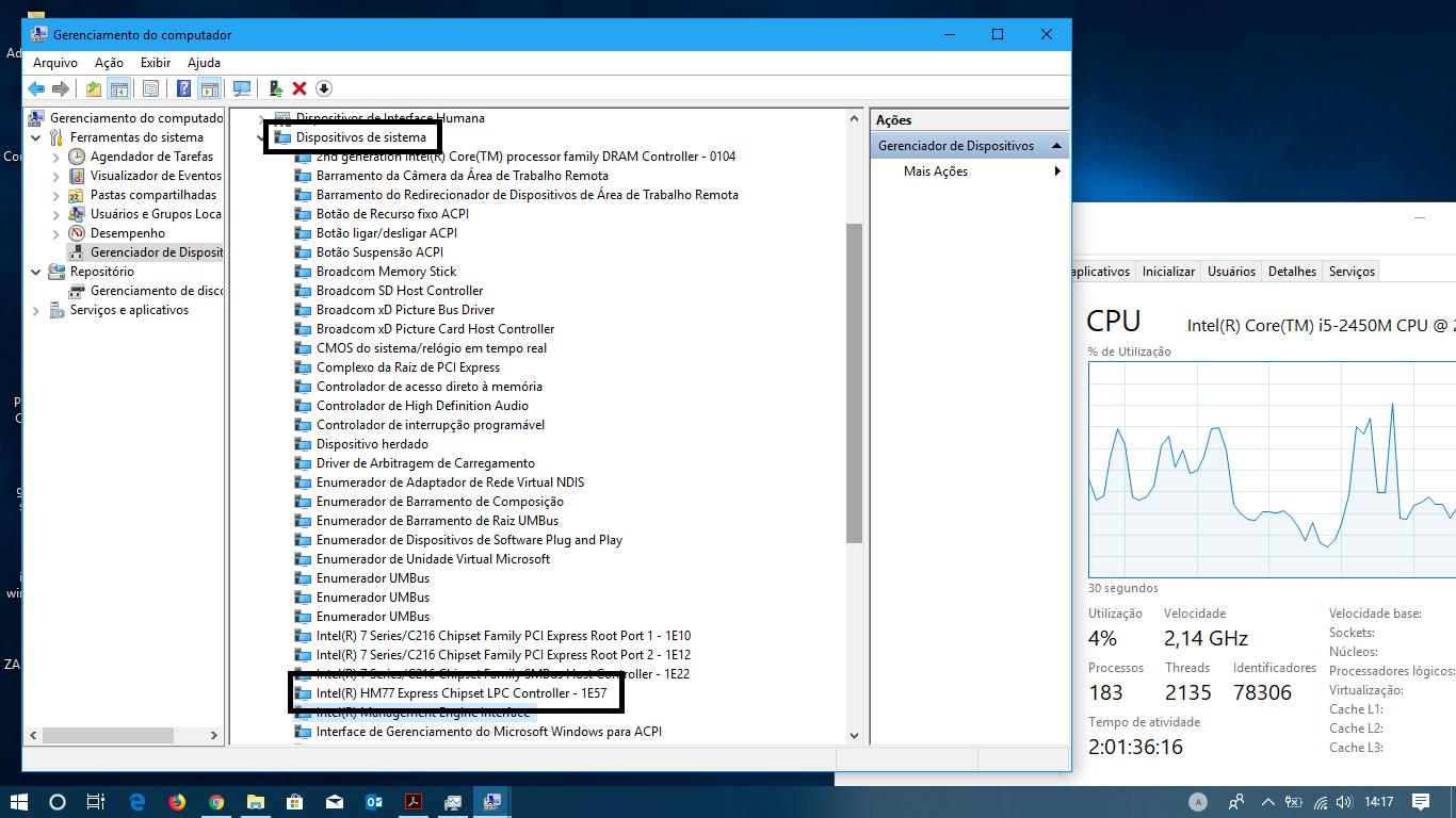 dispositivo pci intel 82865g graphics controller a 2