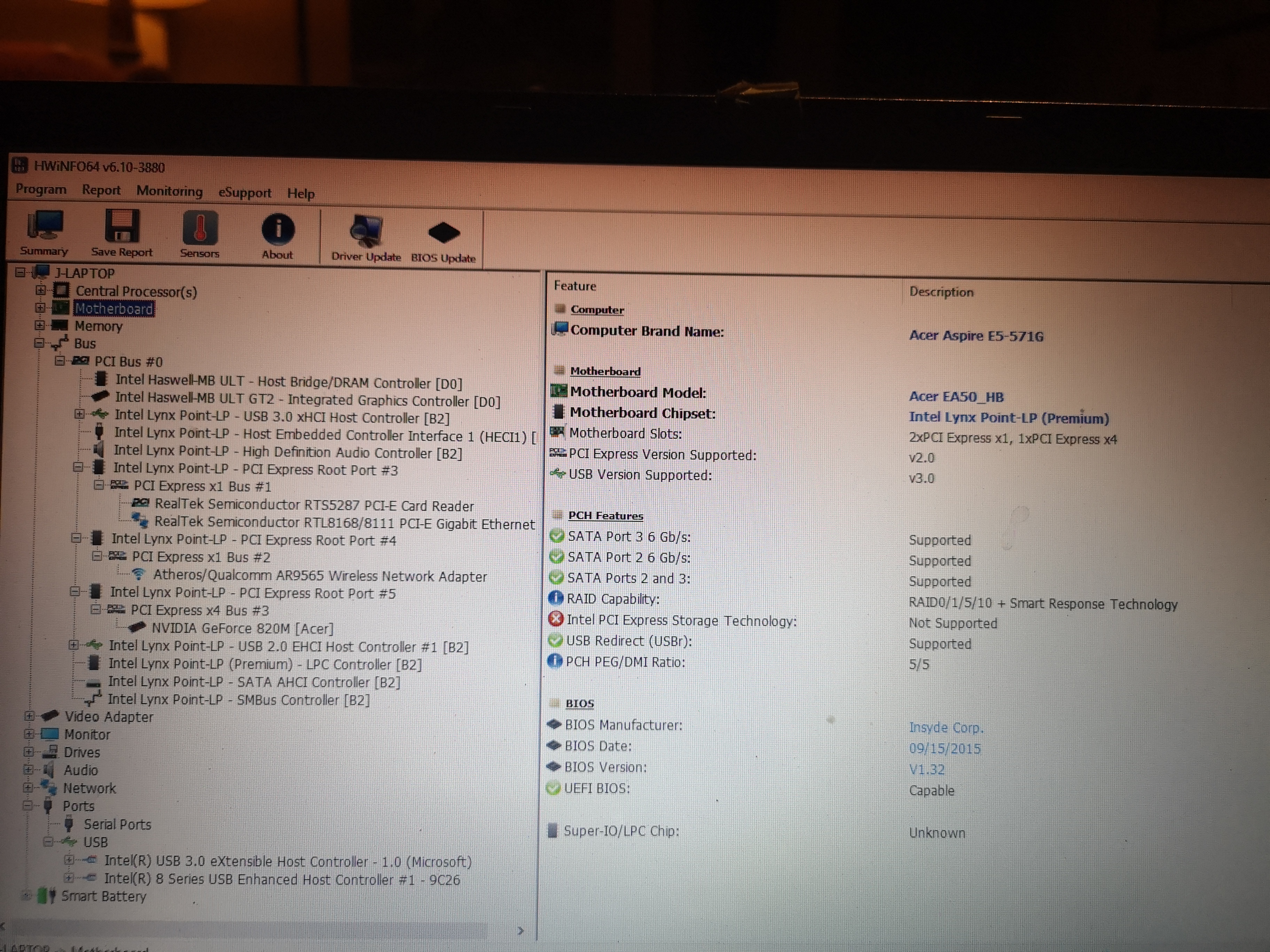 Any ssd m 2 slot in Acer E5-576G-5909 - Page 2 — Acer Community