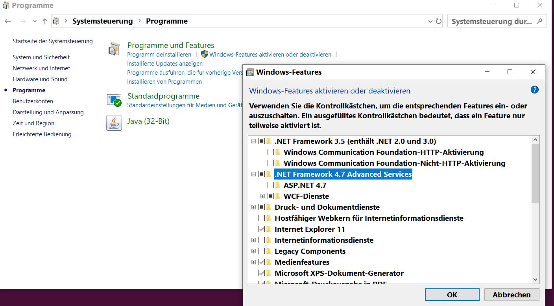Net Framework 20 kann nicht installiert werden — Acer Community