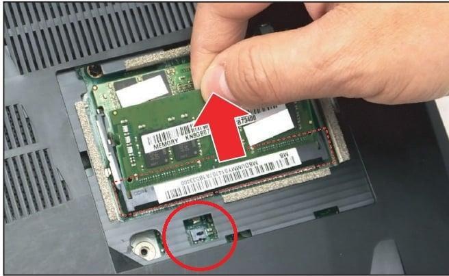 Acer nitro A515-51-78D6 no liga depois de instalar o SSD  Acer