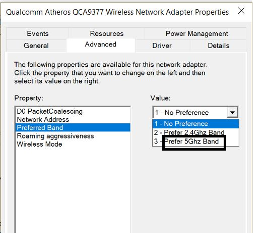 Wifi network: Can't connect to this network - Windows 10