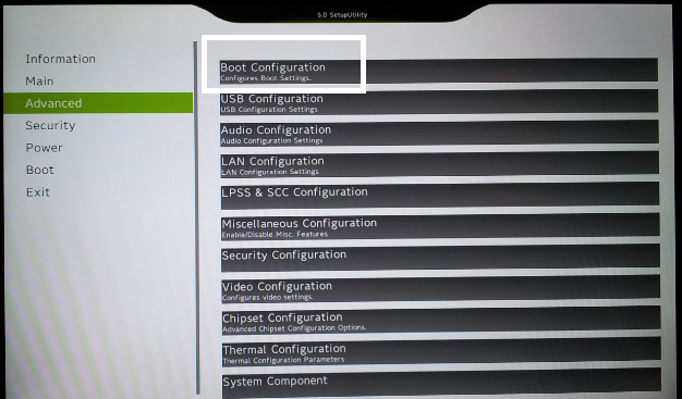 Acer Aspire Switch 10 - USB Boot / Windows 8 1 installation