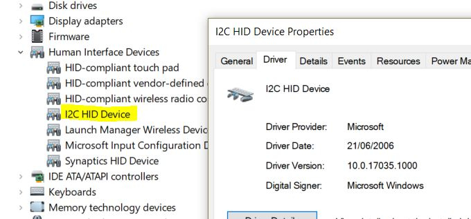 Predator Helios 300 touchpad not working — Acer Community