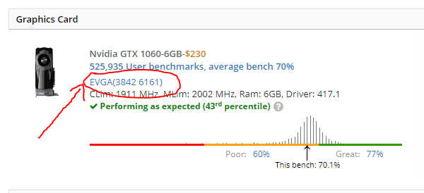Graphics Card Compatibility Aspire TC-885-UR19 — Acer Community