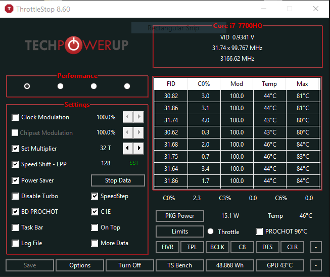 Undervolting my Acer Predator Helios 300 both CPU and GPU  — Acer