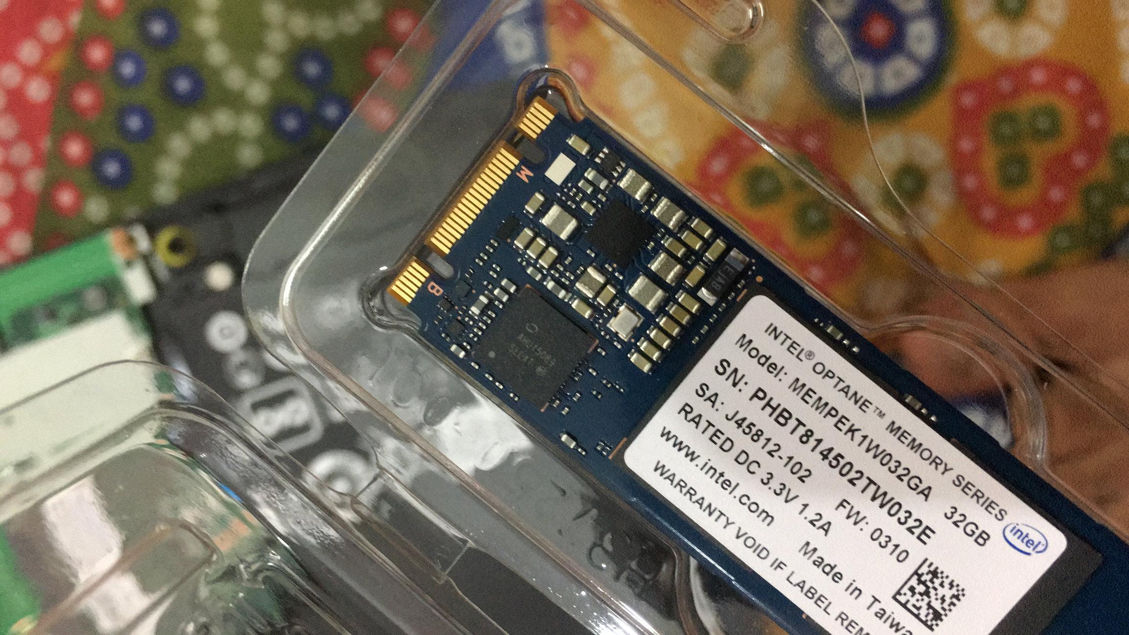 intel optane memory install error - ACER ASPIRE 5 A515-51G