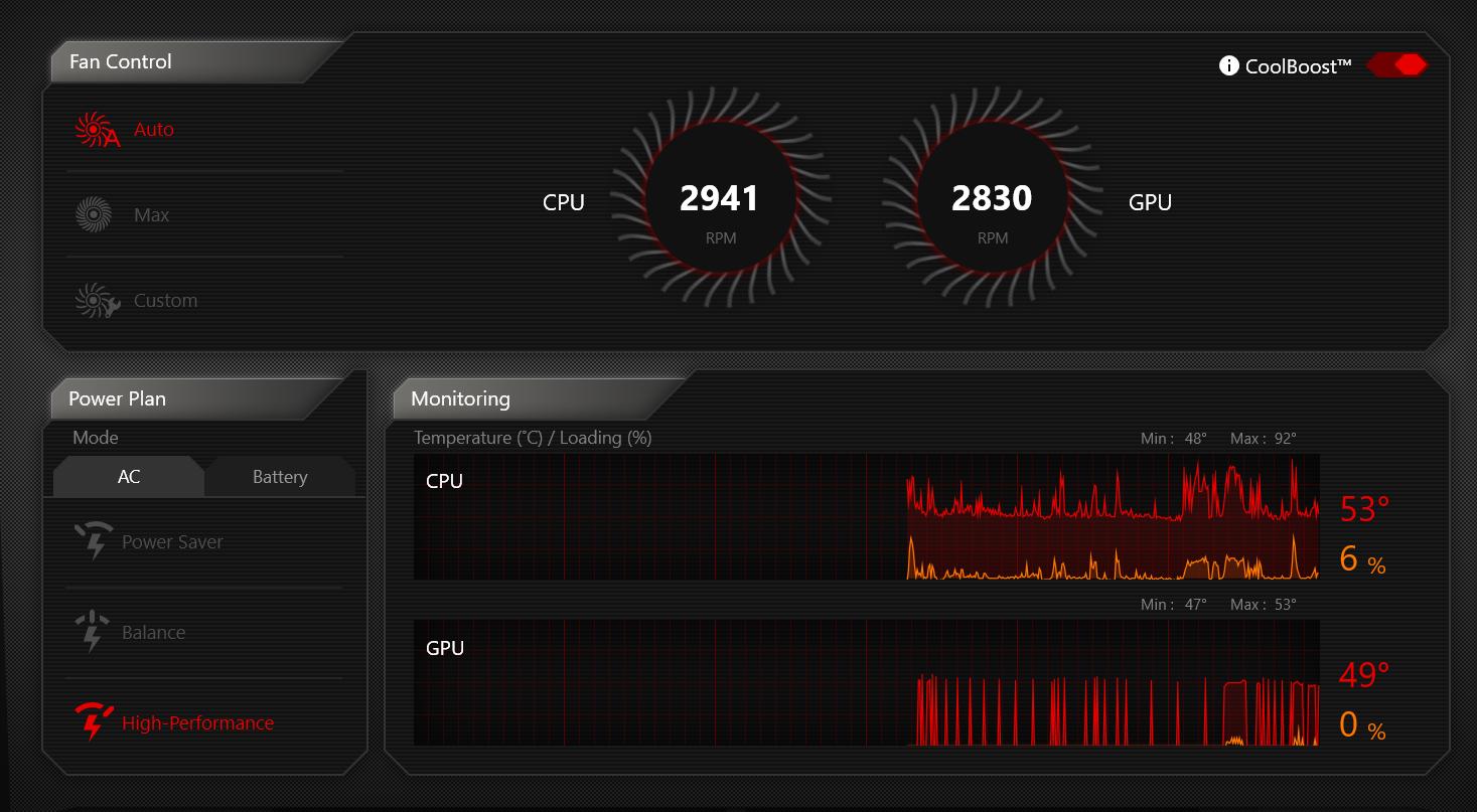 Problem on Acer Nitro 5 AN515-52-50WX [FREEZES & LAGGING