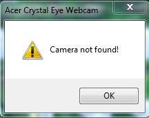 Acer crystal eye webcam driver windows 10 64