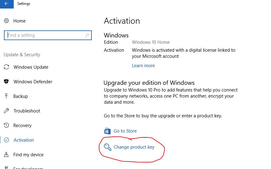 Problem upgrading Win 8.1 ACER Aspire TC-603 desktop to ...