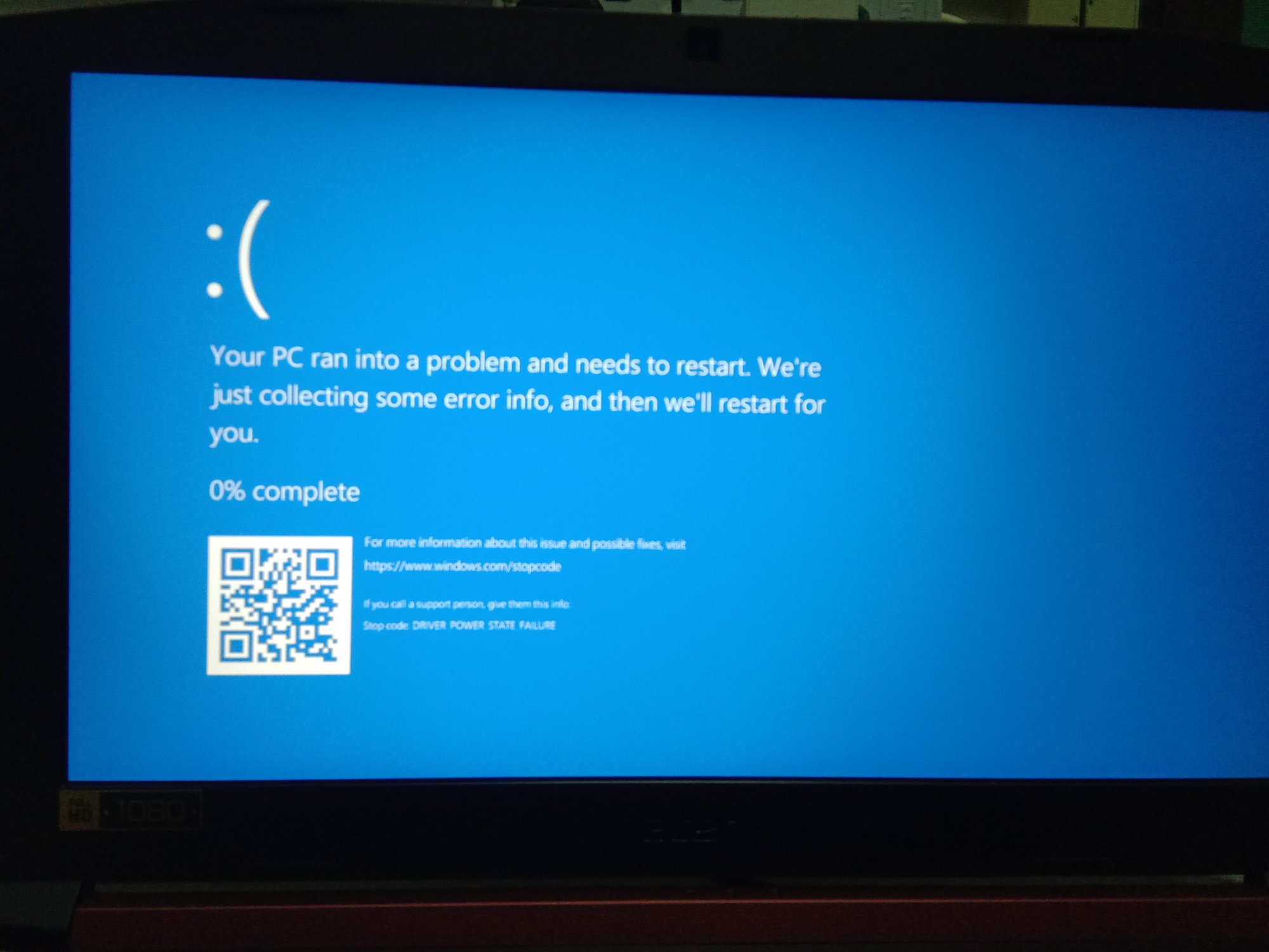 Problem on Acer Nitro 5 AN515-52-50WX [FREEZES & LAGGING] - Page 2