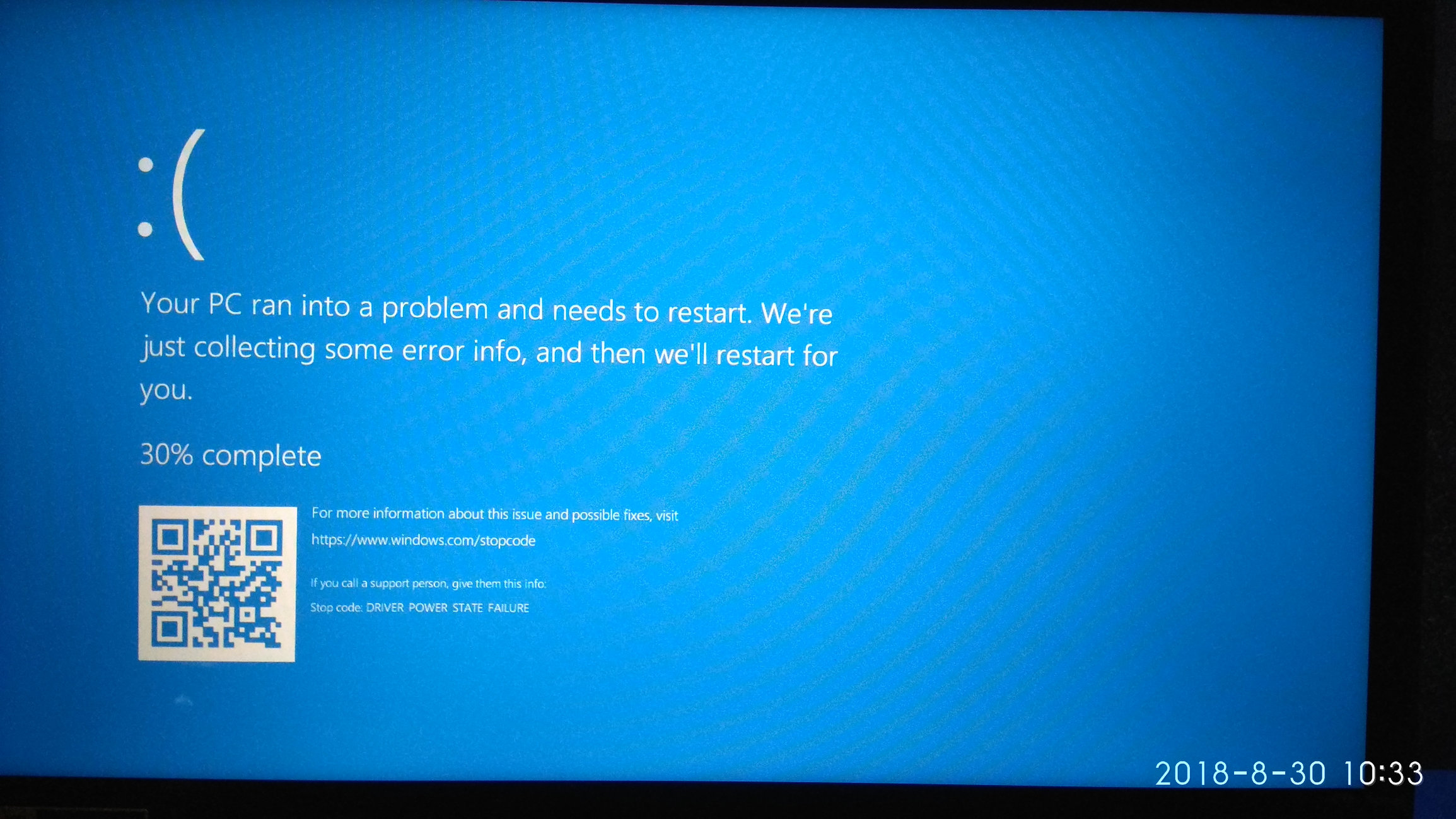 Driver power state failure in windows 10 how to fix | windows 10.