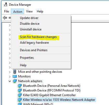 Problems with wireless driver — Acer Community