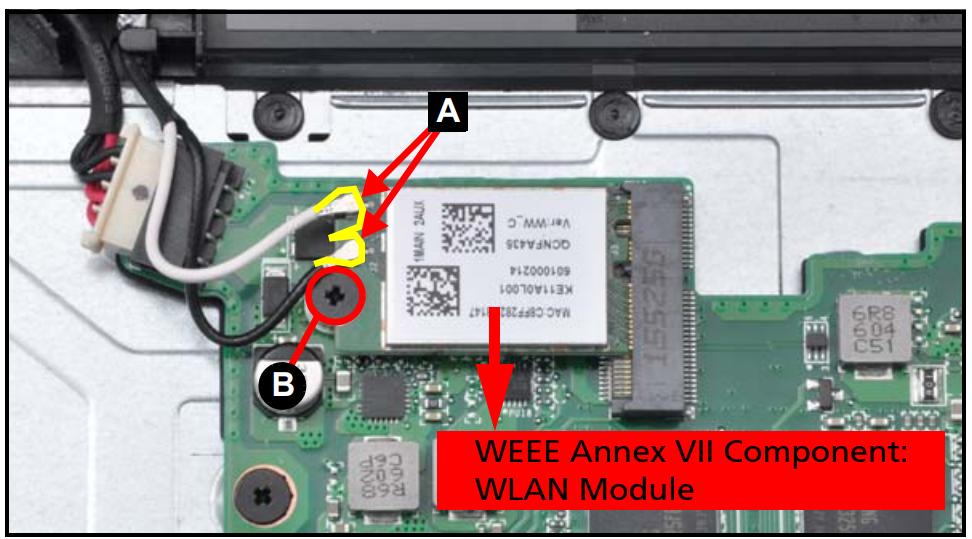 Need help to identify the Wifi card I need — Acer Community
