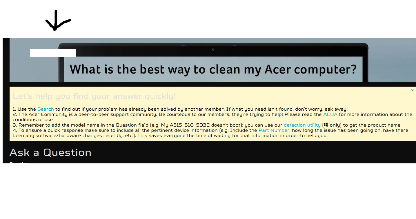 Launching League Of Legends Results In Blank White Box Acer Community