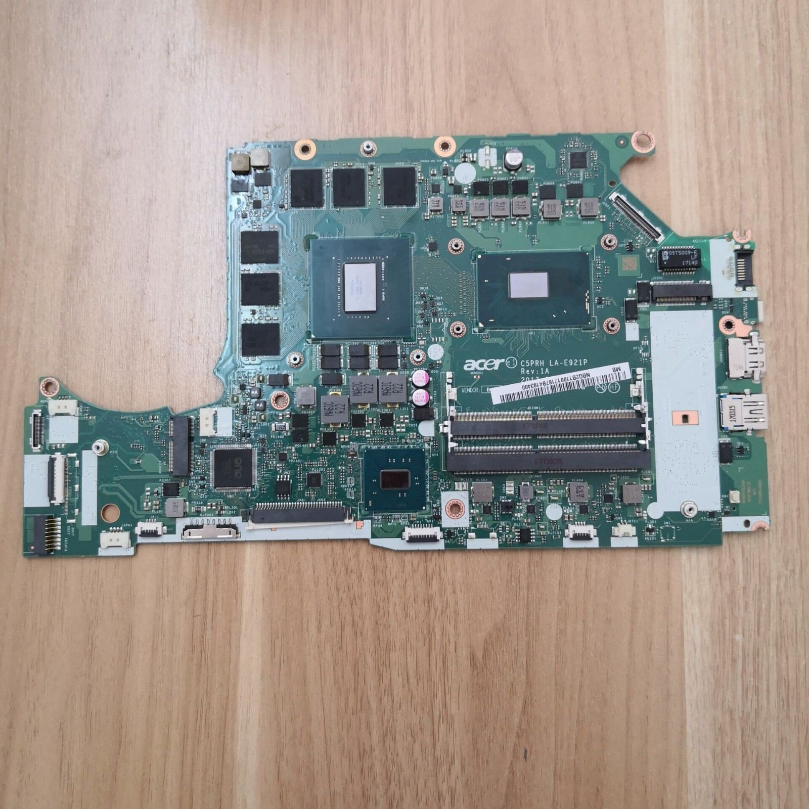 Can I upgrade the GPU on my Acer Nitro AN515-53? — Acer