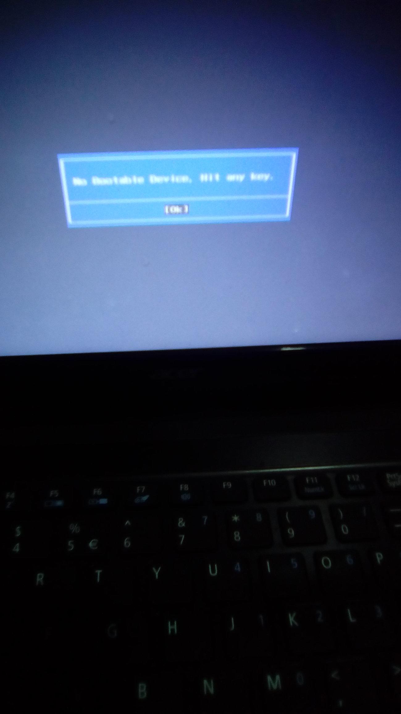Acer Aspire V5 Bios Unlock