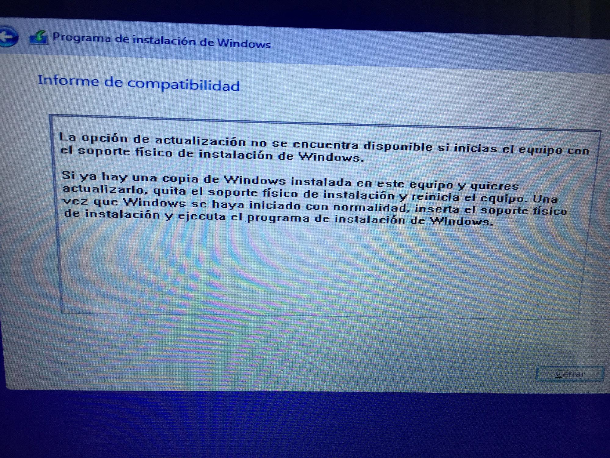Windows 10 Mi Portátil Acer No Arranca Acer Community
