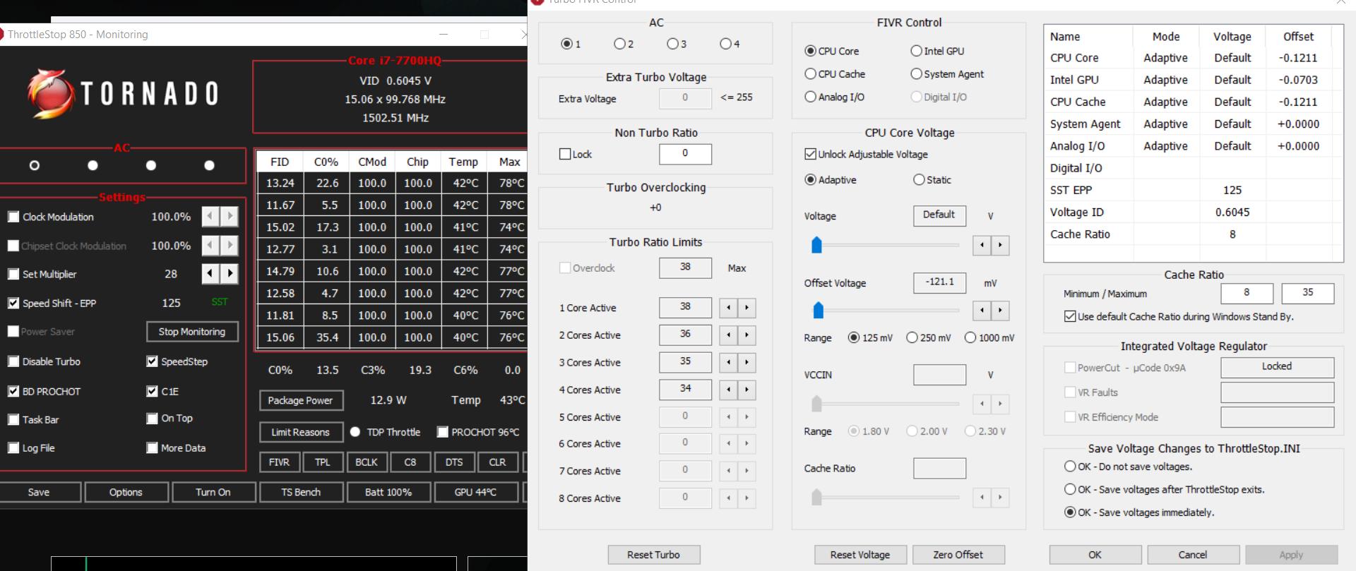 Gpu Power Limit 100 Tdp
