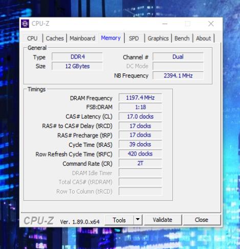 Helios 300 ram speed — Acer Community
