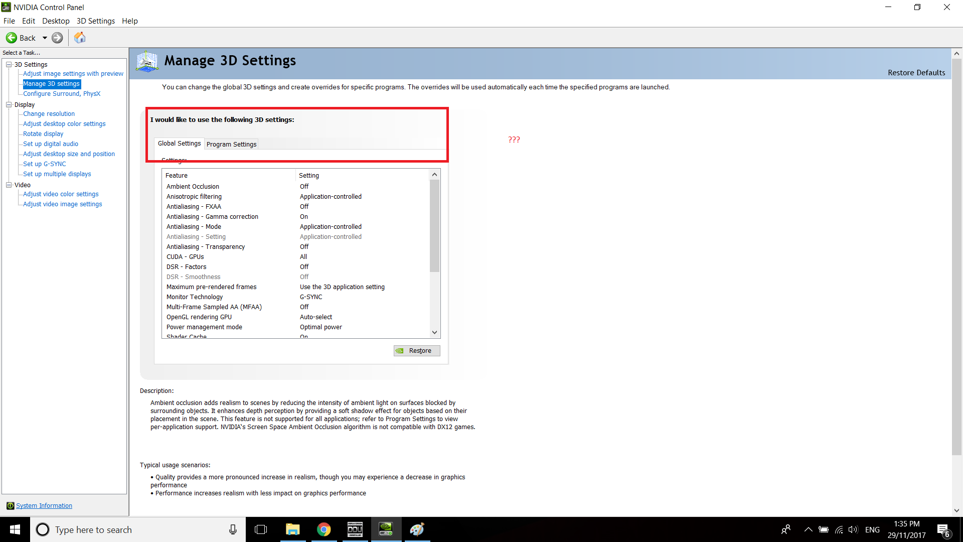 How to switch from Intel Graphics to NVIDIA Graphics? — Acer Community