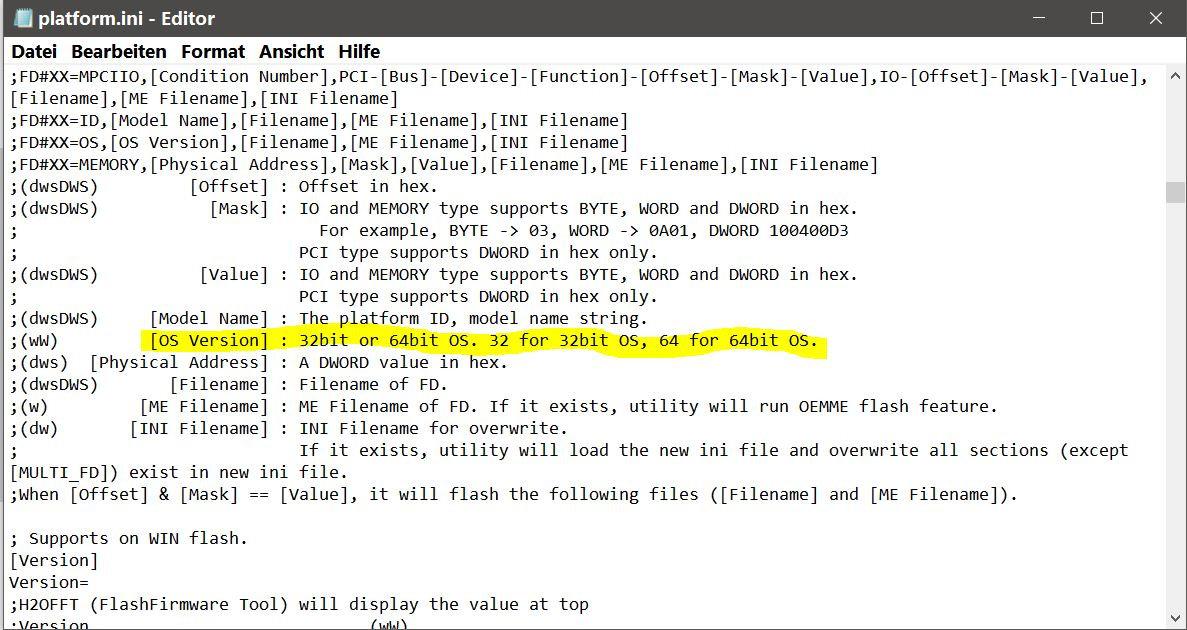 SW5-012 Umrüsten Von Windows 10 (32 Bit) Auf Windows 10